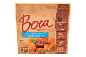 Boca Chick'n Vegan Nuggets Made With Nongmo Soy 10 Oz. Pouch
