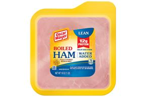 OSCAR MAYER Boiled Red Meat Ham 16oz Pack