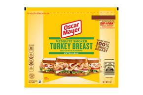 OSCAR MAYER Cold Cuts Mesquite Turkey Breast 8oz Pack