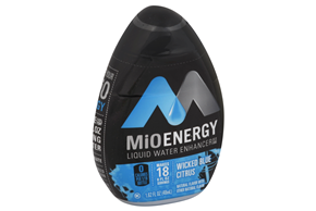 MiO Energy Wicked Blue Citrus Liquid Water Enhancer 1.62 fl. oz. Bottle