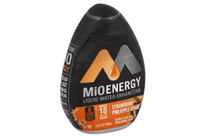 MiO Energy Strawberry Pineapple Spark Liquid Water Enhancer 1.62 fl. oz. Bottle