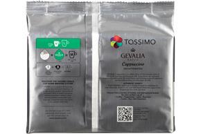 Tassimo Gevalia Decaffeinated Cappuccino