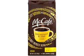 McCafe(r) Breakfast Blend Ground Coffee 12 oz. Bag