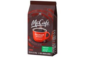 McCafe(r) Decaf Premium Roast Ground Coffee 12 oz. Bag