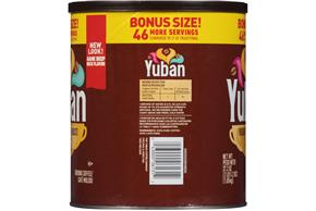 Yuban Traditional Medium Roast Ground Coffee 37.2 oz. Canister
