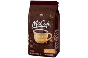 McCafe(r) Hazelnut Ground Coffee 12 oz. Bag