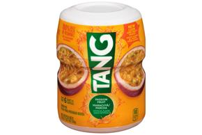 TANG POWDERED SOFT DRINK PASSION FRUIT 18 oz Cannister