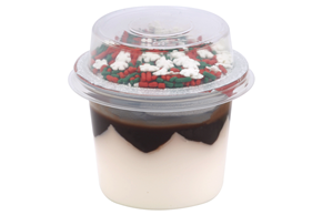 JELL-O Pudding Snacks Holiday Cupcake - 2 PK