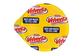 Kraft Velveeta Original Shells & Cheese 2.39 oz. Microcup