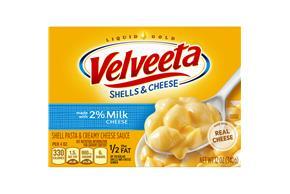 Kraft Velveeta Shells & Cheese Made with 2% Milk Cheese 12 oz. Box
