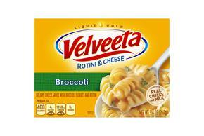 Kraft Velveeta Broccoli Rotini & Cheese 9.4 oz. Box