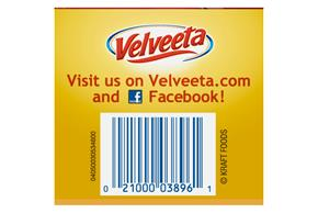 Velveeta Sharp Cheddar Cheese 32 Oz. Box