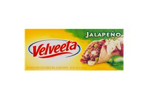 Velveeta Jalapeno Cheese 16 Oz. Box