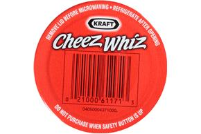 Kraft Cheez Whiz Original Cheese Dip 8 Oz. Jar
