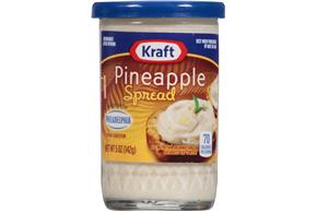 Kraft Pineapple Spread 5 oz. Jar