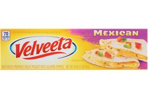 Velveeta Mexican Cheese 16 Oz. Box