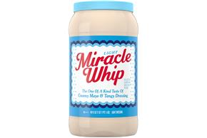 KRAFT MIRACLE WHIP Dressing Light 48 fl. oz. Jar - Kraft ...