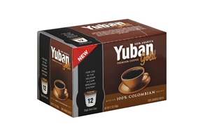Yuban Coffee Pods