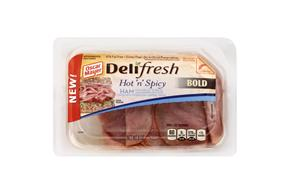 Oscar Mayer Deli Fresh Hot 'n' Spicy Ham Cold Cuts 8 oz. Tub