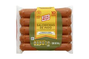 Oscar Mayer Turkey Franks 454 Gr Pack