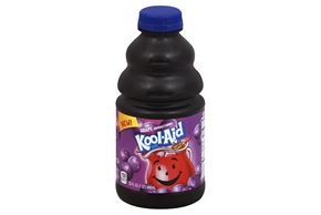 Kool-Aid Grape Drink 32 fl. oz Bottle