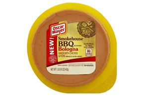 OSCAR MAYER Smokehouse Barbecue Bologna 16oz Pack