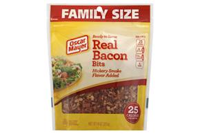 OSCAR MAYER Mega Pack Real Bacon Bits 9oz Pouch