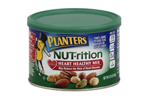 PLANTERS NUT-rition Heart Healthy Mix 8.75 oz