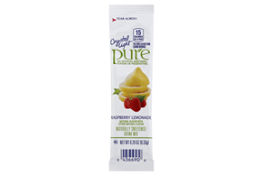 Crystal Light Pure Raspberry Lemonade On the Go Drink Mix 7-0.29 oz. Packets