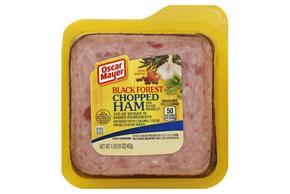 OSCAR MAYER Black Forest Chopped Ham 16oz Pack
