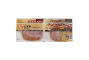OSCAR MAYER Natural Juices Ham 40oz Pack