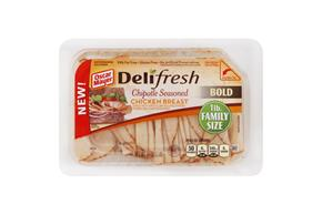 OSCAR MAYER Deli Fresh Chipotle Chicken 16oz Tray