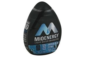 MIO 1.08 FO ENERGY BEVERAGE-LIQUID CONCENTRATE  WICKED BLUE CITRUS 6 BOX/CARTON INNER PACK