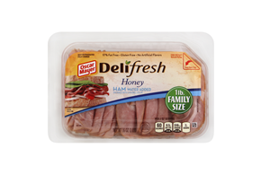 Oscar Mayer 16 Oz Deli Shaved Ham  Honey     1 Tray Each