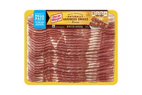 Oscar Mayer Naturally Hardwood Smoked Bacon 22Oz Pack