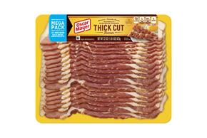 OSCAR MAYER Mega Pack Thick Cut Bacon 22oz Pack
