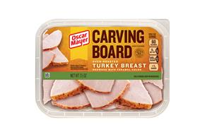 Oscar Mayer Carving Board Oven Roasted Turkey 7.5Oz