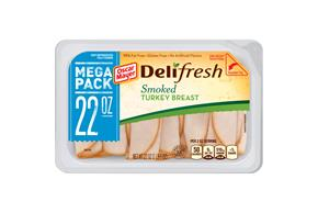 Oscar Mayer Deli Fresh Smoked Turkey 22Oz