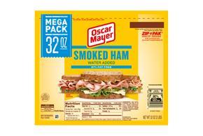 OSCAR MAYER Cold Cuts Smoked Ham 32oz Pack
