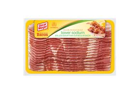 Oscar Mayer Lower Sodium Bacon 16Oz Pack