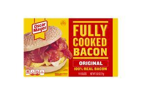 Oscar Mayer Original Fully Cooked Bacon 2.52Oz Box