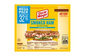 OSCAR MAYER Cold Cuts Smoked Ham 32oz Pack
