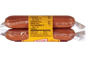 Oscar Mayer Chili Cheese Dogs 8 1742 on oscar mayer classic wieners nutrition