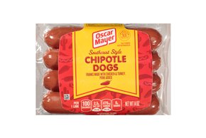 OSCAR MAYER Southwest style Chipotle Wieners 8 ct Pack