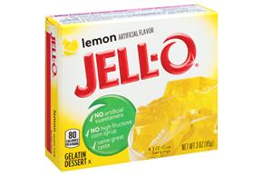 Jell-O Jigglers University Of Iowa Mold Kit With Lemon