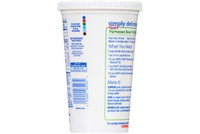 Simply Kraft Reduced Fat Ricotta Cheese 32 Oz Plastic Tub
