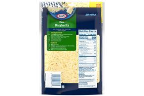 Kraft Mozzarella Shredded Natural Cheese 16 Oz Bag