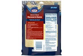 Kraft Sharp White Cheddar Shredded Natural Cheese  8Oz Bag