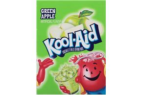 Kool-Aid Green Apple Drink Mix 0.22 oz. Packet