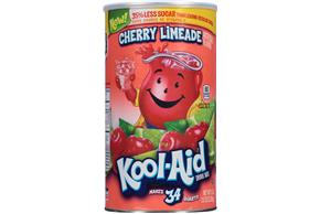 Kool-Aid Cherry Limeade Soft Drink Mix 82.5 oz. Canister